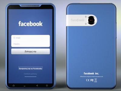 Facebook Phone 概念機種大集合,你喜歡哪一支呢?