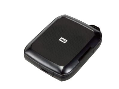 WD Nomad:防水、防塵、防摔,三鐵硬碟保護盒