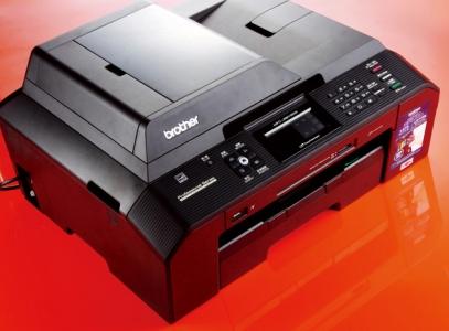 Brother MFC-J5910DW:A3 列印大尺寸傳真事務機,SOHO、小企業高 C/P 選擇