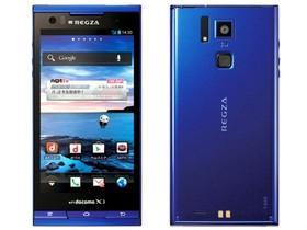Fujitsu REGZA T-02D 防水 Android 手機,搭載 4.3 吋螢幕、1310萬畫素相機