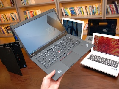 14吋最輕 Ultrabook,Lenovo ThinkPad X1 Carbon 台灣發表上市