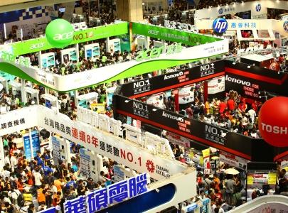 2012 台北電腦應用展開跑:瞄準最夯趨勢產品