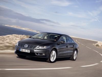 Volkswagen CC:優雅融入更多動感的四門轎跑車