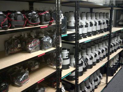 Canon 在 2012奧運為攝影師準備軍火庫,1D X、望遠巨砲隨便用
