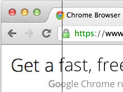 Chrome 21 正式版,正式支援 Retina 解析度、原生對應視訊麥克風