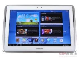 Samsung 官方 Galaxy Note 10.1 實機照與影片, S Pen 功能很搶戲