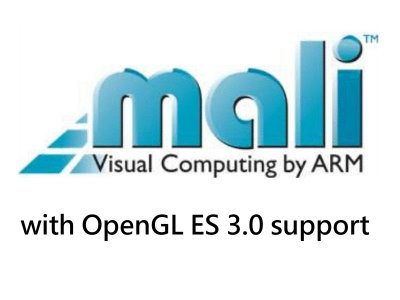 ARM Mali 手機 GPU 推出新款 Mali-T 系列,比現行 Mali-400 MP 快15倍!