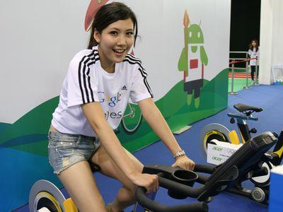 無法親臨倫敦奧運?Google 運動會讓你小試身手,拿限量獎品