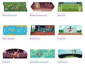 回味 Google 塗鴉奧運小遊戲,跨欄、籃球、輕艇、足球一次玩個夠
