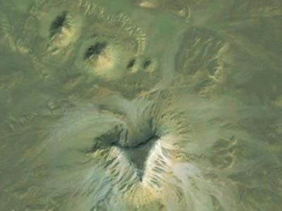 失落已久的埃及金字塔,被 Google Earth 意外發現了!