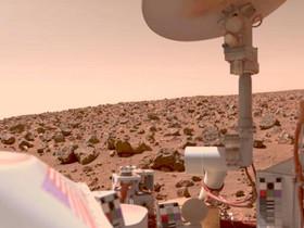 好奇號火星趴趴走,NASA 釋出高解析度彩色圖片集