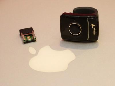蘋果達人Sugizo試用昆盈Genius Ring Presenter指環式觸控簡報滑鼠,PC、MAC都能用 (徵求試用達人)