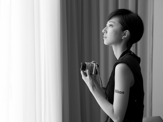 Nikon 代言人桂綸鎂專訪:攝影讓我探索自己與城市之間的無限可能