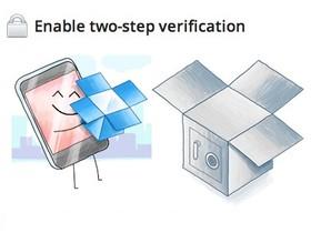 Dropbox 重大更新!新增兩步驟認証帳號安全功能,怎麼開啟、使用看過來