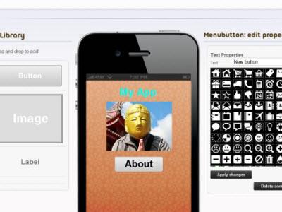 免學程式設計、自製手機 App,活用 iBuildApp 進行設計、編修和上架