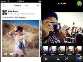 Facebook Camera 相機 App ,官方出品正式在台灣上架!