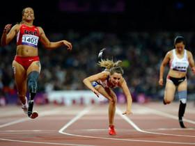 奮鬥人生!38張倫敦殘障奧運賽攝影作品,欣賞選手們對運動的堅持
