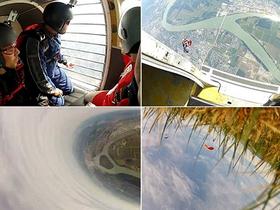 比 Nokia 3310 還神!GoPro 攝影機從 12,500 英呎摔落卻毫髮無傷