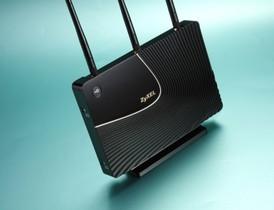 ZyXEL NBG5715:802.11n 世代、旗艦規格的無線分享器
