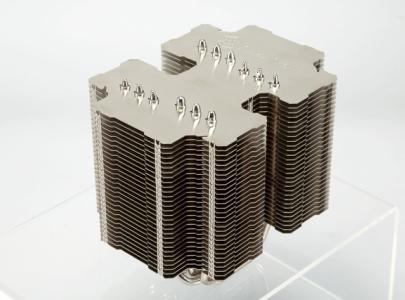 SilverStone HE02:無風扇 CPU 散熱器,解熱能力達 95W