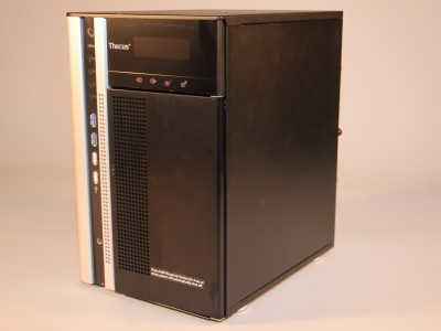 高效能 NAS Thecus TopTower N6850 實測,傳檔速度很犀利