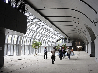 台北捷運未來搶先看:大安森林公園站工程參訪記錄
