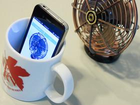用 iPhone 快速製作360度旋轉影像 : CupChair App