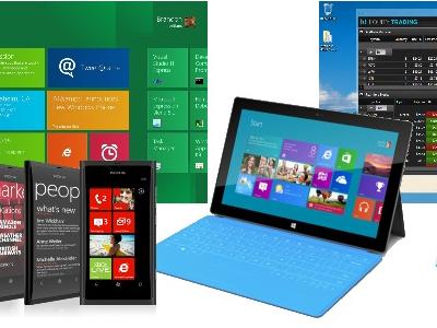 入手 Windows RT 該注意的事: 與 Win 8 長的像卻大不同,軟體不相容