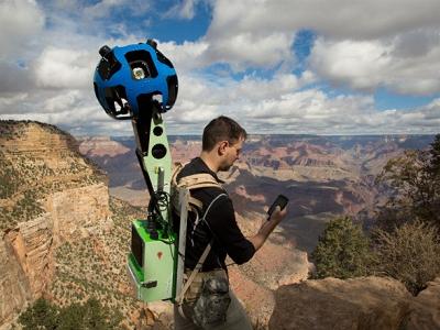 參觀美國大峽谷不再是夢,Google 準備提供街景服務
