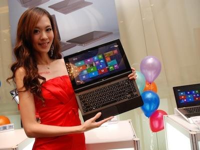 Toshiba 新款 Ultrabook 搭 Win 8上市:U920t 滑蓋、U940 有獨顯