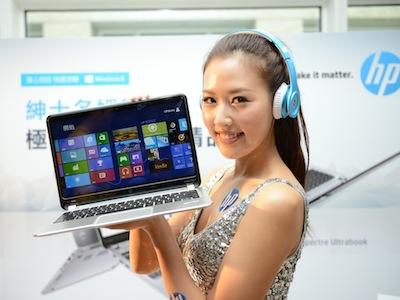 HP ENVY X2 變型筆電登台,還有 Windows 8 筆電家族更新