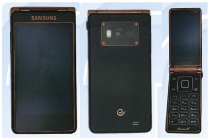 傳 Samsung 將推出折疊 Android 手機,銀河艦隊新成員?