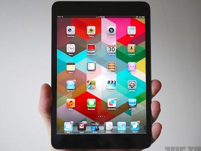iPad mini 國外評測出爐,優異輕巧尺寸,價格略高