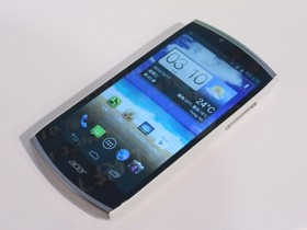 Acer CloudMobile S500 實測,雲端手機初體驗