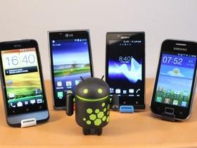 HTC、LG、Sony、Samsung萬元手機比拼,手感、相機、效能測給你看!