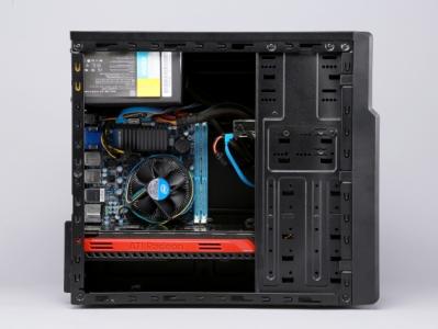 SilverStone PS08:千元平價小機殼,還有獨立風扇濾網