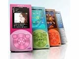 Sony新Walkman彩色大軍+OLED螢幕