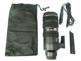 保溫杯不夠看,Nikon AF-S 70-200mm F2.8G ED 小黑六這回改當吸塵器