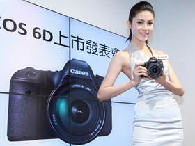 Canon EOS 6D 資訊月開賣 62,900 元,實拍試玩給你看