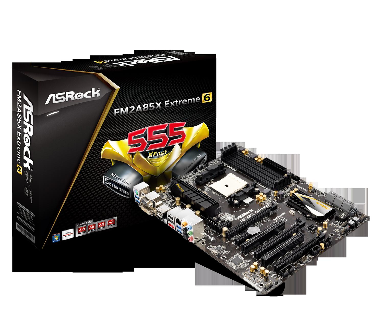 華擎 FM2A85X Extreme6 獲頒 Tom's Hardware 2012年度最佳認可獎