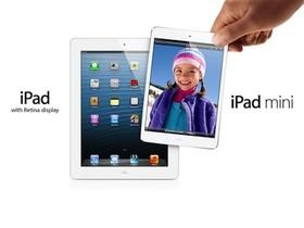 iPad mini 和 iPad 4 也將在 12/14 於台灣上市!售價 10,500 元起