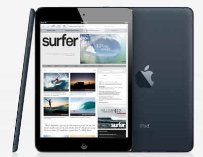 賺四千,iPad mini 標錯規格,Wi-Fi誤植為Cellular 版本