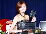 微軟發表720p畫質LifeCam Cinema、藍牙超薄行動鍵盤6000