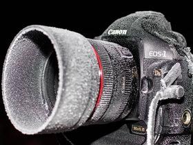 -25°C 低溫狂操 Canon EOS 1D X 旗艦機,還撐的住嗎?