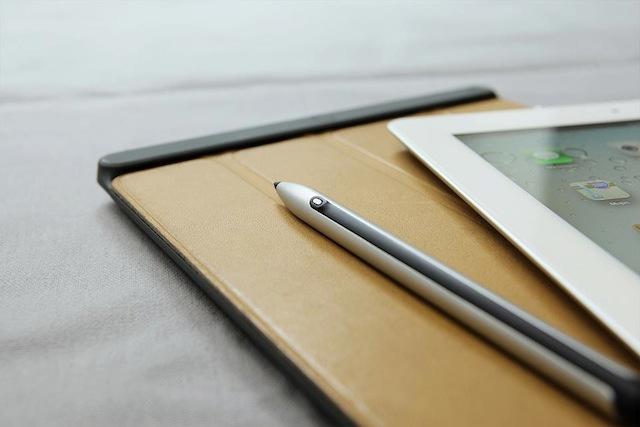 可用於 iPad 與 iMac 螢幕的1024階感壓繪圖筆「iPen 2」即將出現