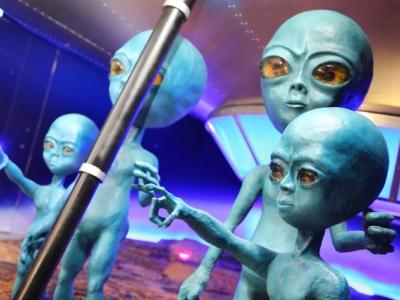 不思議現象大解密!外星人探索特展:和外星人來場近距離的親密接觸吧