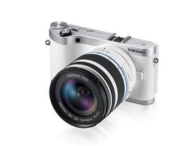 Samsung 推出全球首款 3D 單鏡頭及微單眼 NX300
