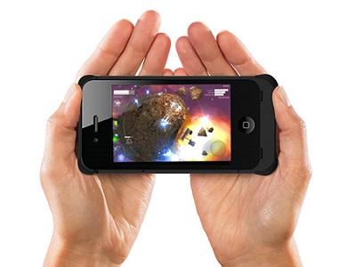 又被手指擋住視線嗎?試試 Sensus 保護殼讓 iPhone 也能用背面觸控!