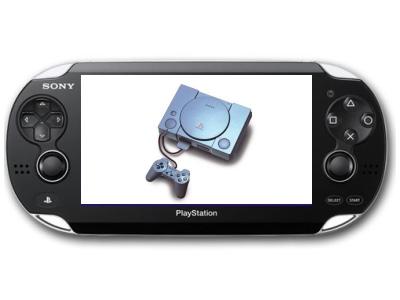 PS Vita 破解新突破,可以執行初代 PlayStation 遊戲