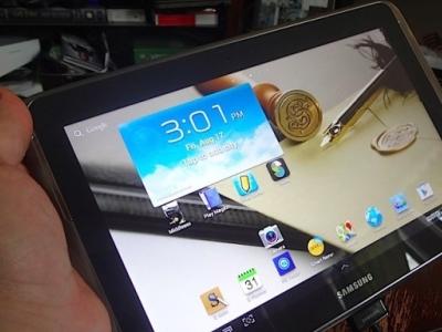 Samsung GT-N5100 更名為 Galaxy Note 8.0,即將在 MWC 亮相